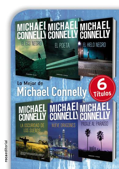 Lo mejor de Michael Connelly - cover