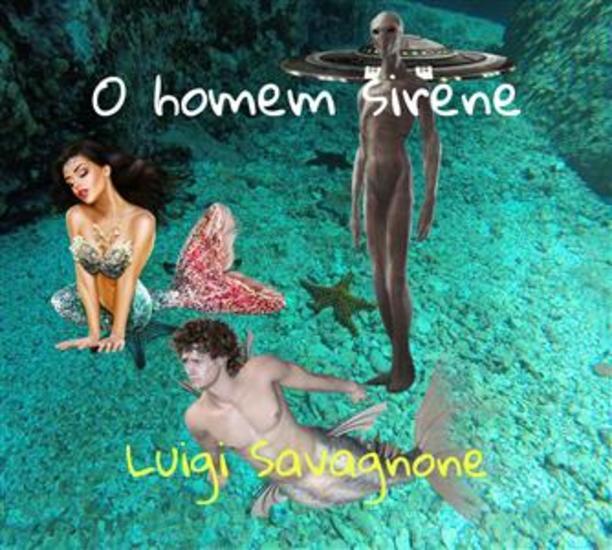 O Homem Sirene - cover