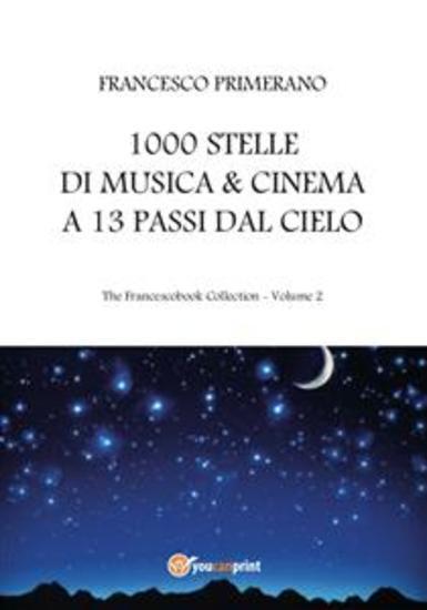 1000 stelle di musica & cinema a 13 passi dal cielo - cover
