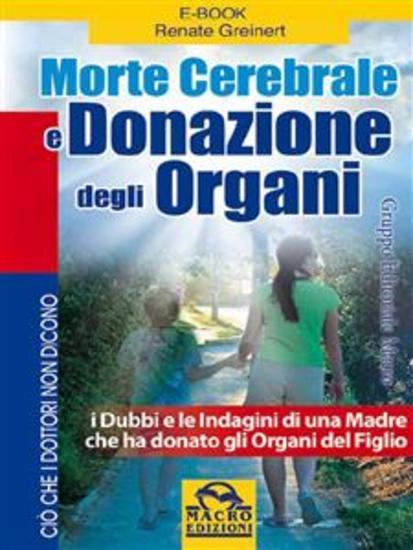 Morte Cerebrale e Donazione degli Organi - cover