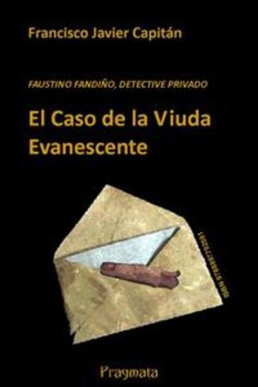 El Caso de la Viuda Evanescente - FAUSTINO FANDIÑO DETECTIVE PRIVADO - cover