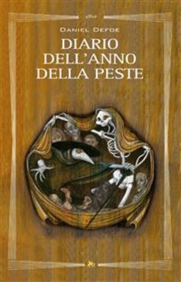 Diario dell'anno della peste - cover