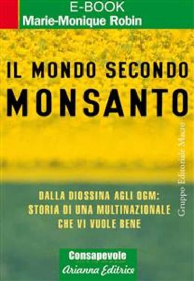 Il Mondo Secondo Monsanto - cover