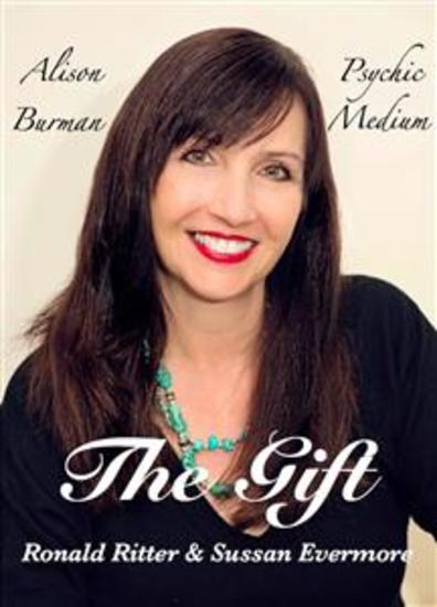 The Gift Alison Burman Psychic Medium - cover