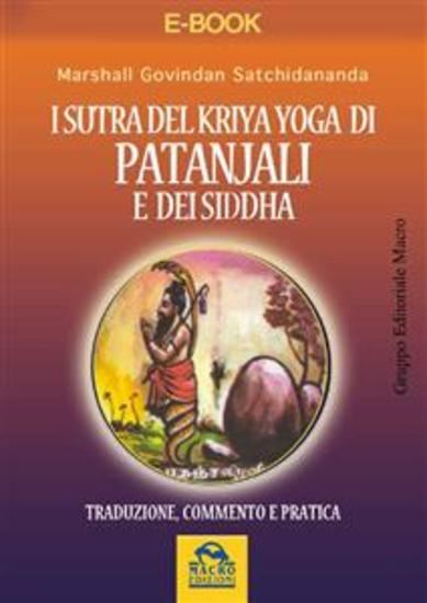 I Sutra Del Kriya Yoga di Patanjali e dei Siddha - cover