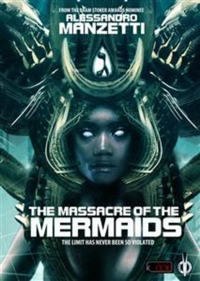 The Massacre of the Mermaids - cover