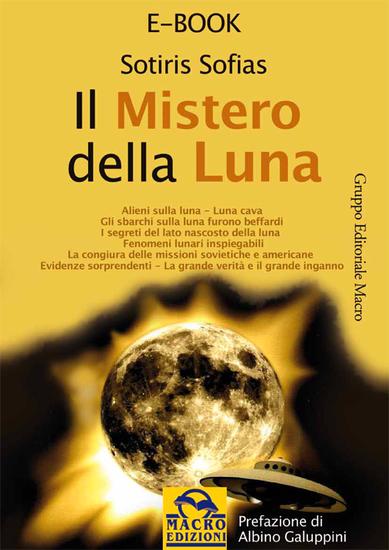 Il Mistero della Luna - cover