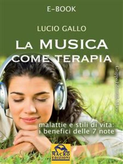 La Musica Come Terapia - cover