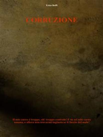 Corruzione - cover