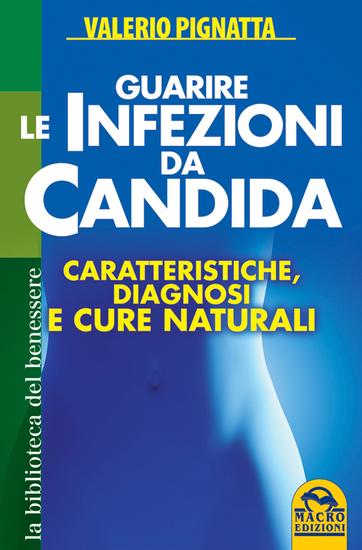 Guarire le infezioni da Candida - cover