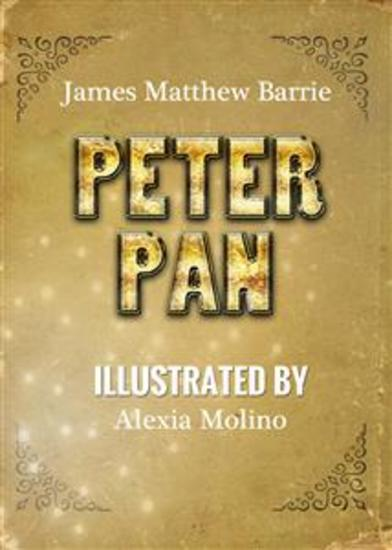 Peter Pan (Illustrated) - cover
