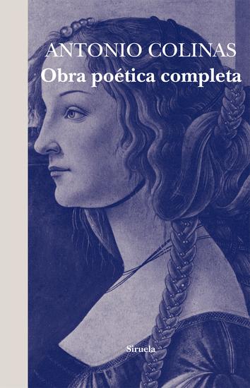 Obra poética completa - cover