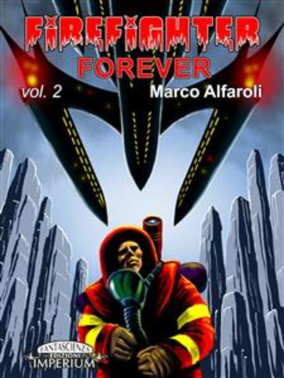 Firefighter forever - vol 2 - cover
