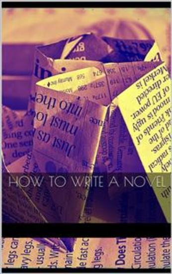 How to Write a Novel - cover