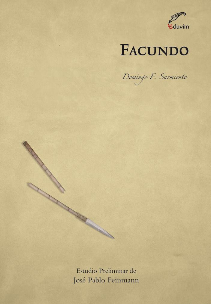 Facundo - O civilización y barbarie - cover