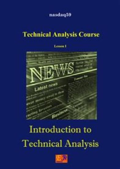 Introduction to Technical Analysis - Lesson I - cover