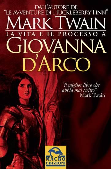 La Vita e il Processo a Giovanna D'Arco - cover