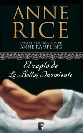 El rapto de la Bella Durmiente - cover