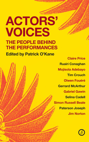 Actors' Voices: The People Behind the Perfomances - cover