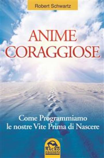 Anime Coraggiose - cover