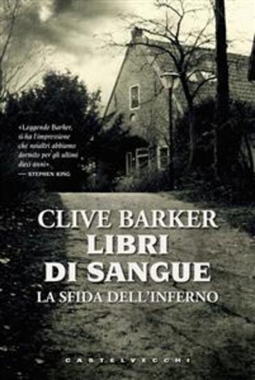 Libri di sangue La sfida dell'inferno - cover