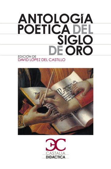 Antología poética del siglo de oro - cover