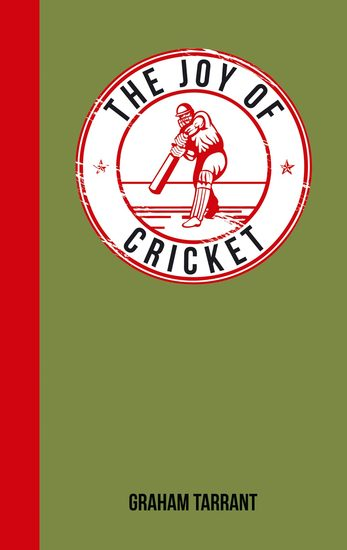 The Joy of Cricket - cover