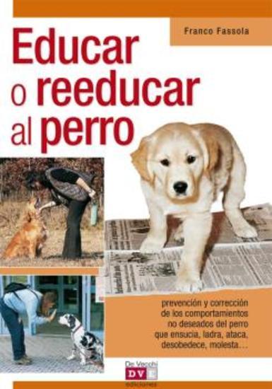 Educar o reeducar al perro - cover
