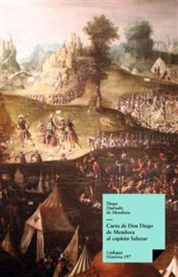 Carta de Don Diego de Mendoza al capitán Salazar - cover