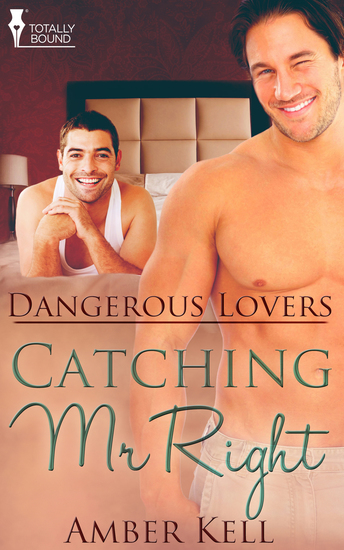 Catching Mr Right - cover