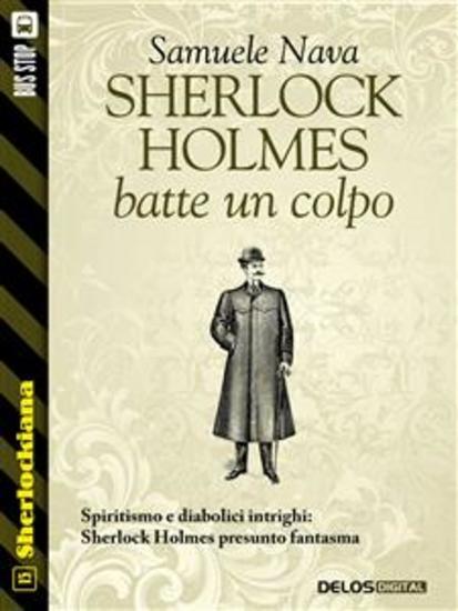 Sherlock Holmes batte un colpo - cover