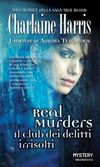 Real Murders Il club dei delitti irrisolti - cover