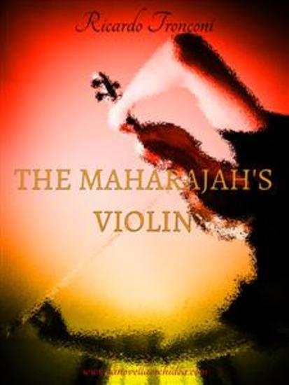 The Maharajah's violin - cover