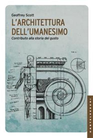 L'architettura dell'umanesimo - cover
