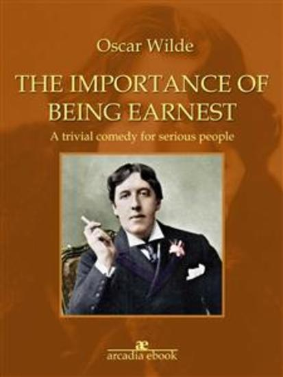 The importance of being Earnest - cover