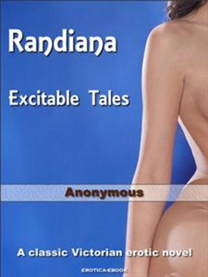 Randiana Excitable Tales - cover