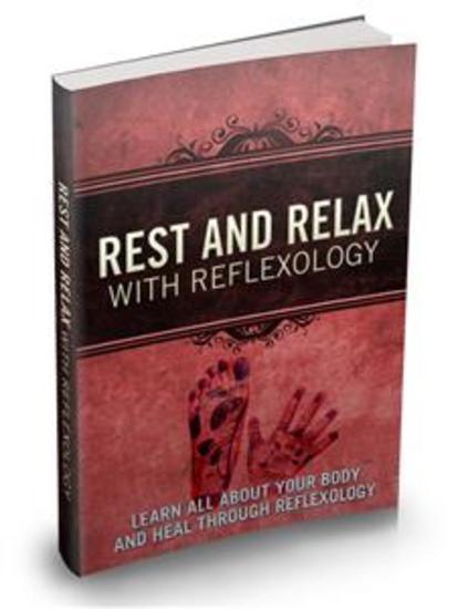 Rest Relax Reflexology - cover