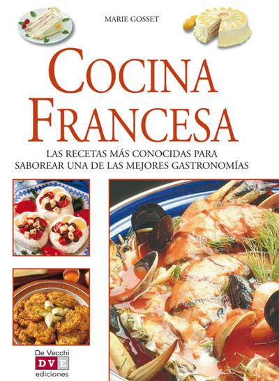 Cocina francesa - cover