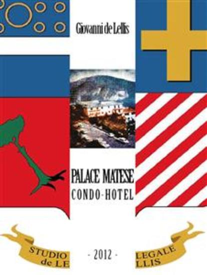 Palace Matese - cover