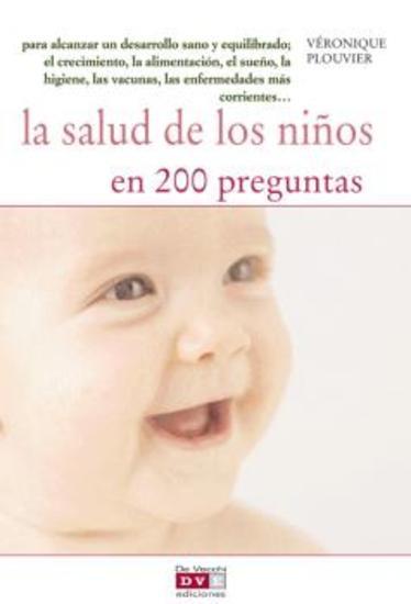La salud de los niños en 200 preguntas - cover