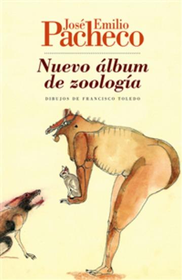 Nuevo álbum de zoología - Dibujos de Francisco Toledo - cover