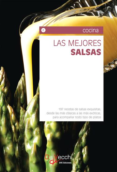 Las mejores salsas - cover