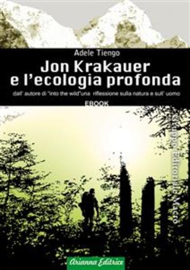 Jon Krakauer E L'Ecologia Profonda - cover