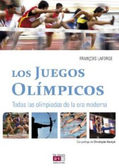 Los Juegos Olímpicos - cover