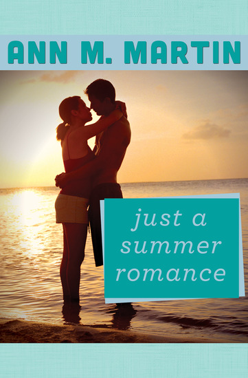 Just a Summer Romance - cover