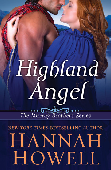 Highland Angel - cover
