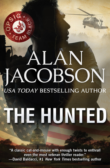 The Hunted - cover