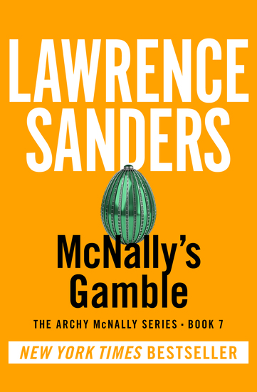 McNally's Gamble - cover