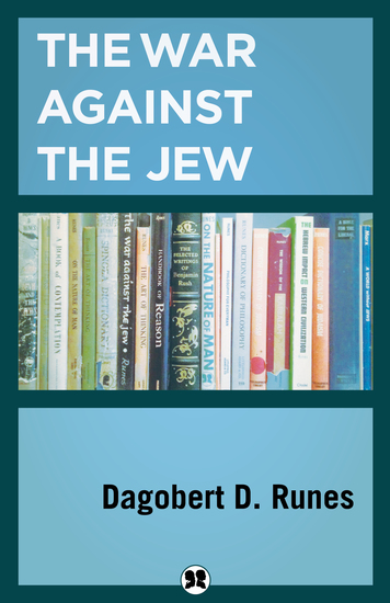 The War Against the Jew - cover