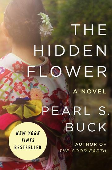The Hidden Flower - A Novel - cover